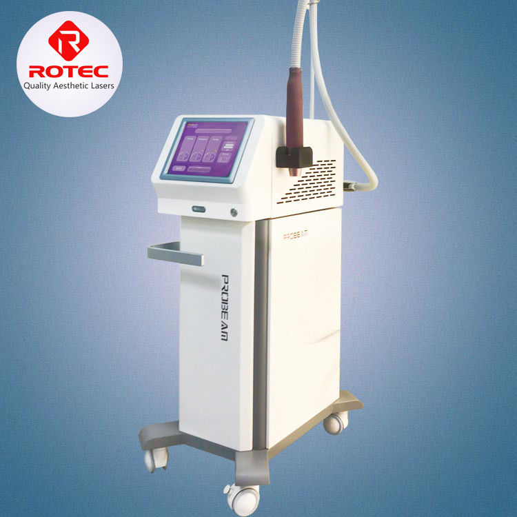 Acne Treatment Q Switched ND YAG Laser Machine 47X30X95 Cm Frequency 1-10 Hz